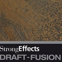 艺术涂料纹理StrongEffects DRAFT FUSION